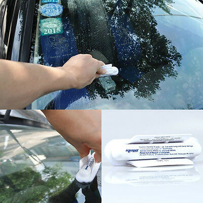 1pcs AQUAPEL Windshield Glass Water Rain Repellent Treatment Application Repels