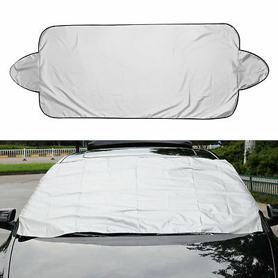 Car Auto Windshield Cover Sun Protector Visor Shade Prevent Snow Frost Ice Dust