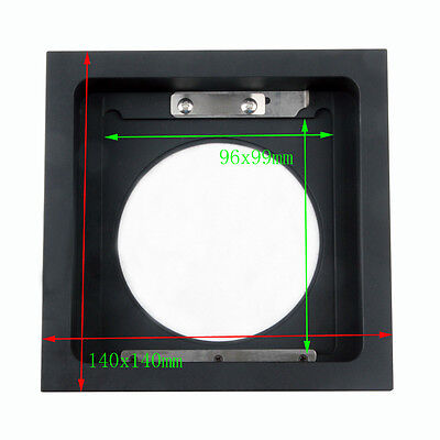 140x140mm Horseman Sinar Recessed Lens Board Adapter To Linhof Technika 4x5