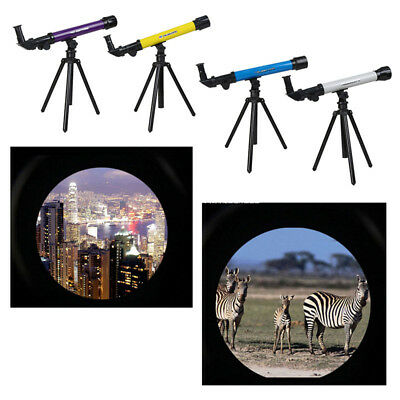 Kids Beginner Astronomical Star Gazing Night Planet 20x 40x 60x Zoom Telescope