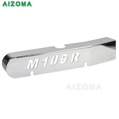 Motorcycle Steel Swing Arm Covers Protector For Suzuki M109R 2006-2013 Chrome