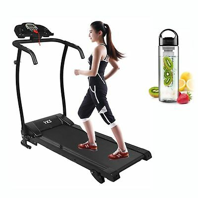 HOME TREADMILL Incline Electric Motorised Folding Running Cardio Fitness Machine