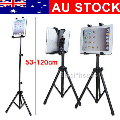 Tripod Multi Function Music Stand Holder For Apple Ipad 2 3 4 5 Air 2 Adjustable