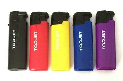3 x WINDPROOF JET TURBO FLAME LIGHTER GAS REFILLABLE CIGARETTE CIGAR LIGHTERS