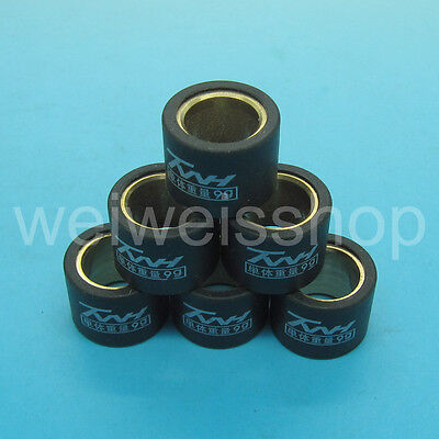 TWH Performance Racing Pulley Roller Weight 9g 18×14 Gy6 125 150 152QMI 157QMJ