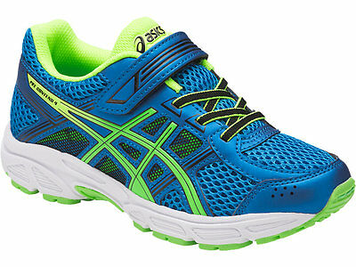 Asics Boys Gel Contend 4 PS Velcro US Sizes