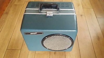 Eiki 16mm projector+Carrying Case+Auto Reel good condition  fully working