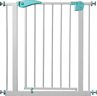 IB-Style Cancelletto Securella BERRIN TURCHESE scala 75-175 cm sicurezza bambini