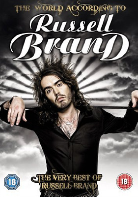 Russell Brand: The World According to Russell Brand  DVD NEW