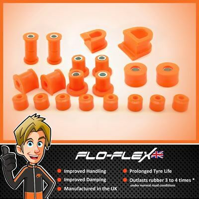 Ford Cortina MK3 Series 2 Front Bushes Kit in Poly Polyurethane Flo-Flex