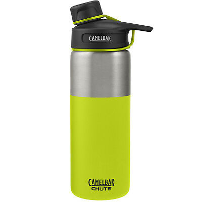 Camelbak Chute Vacuum 0.6L Thermal Insulated Drinks Flask - Lime