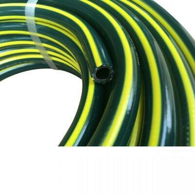 "HOSE FACTORY 12mm - 1/2""  FirstClass Rubber Alloy Garden Water Hose 9.5/10 KinkF"