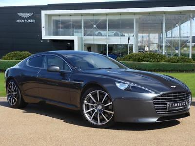 2015 Aston Martin Rapide S 6.0 Coupe Touchtronic III 4dr
