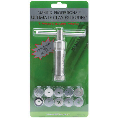 Makin's Professional Ultimate Clay Extruder Stainless Steel 35099