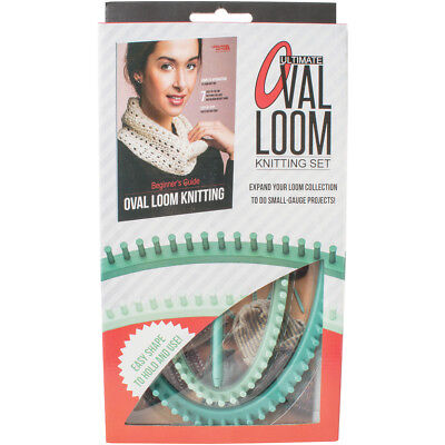 Ultimate Oval Loom Knitting Set For Beginners  LA47833