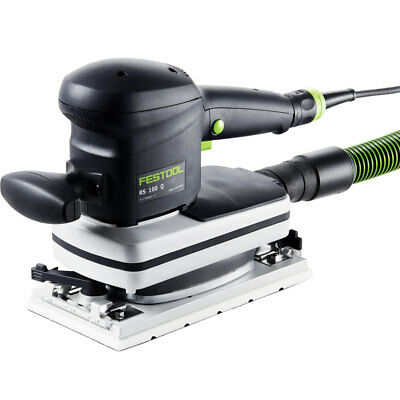 FESTOOL RUTSCHER RS 100 Q-Plus inkl. Systainer - 567697