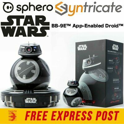 SPHERO STAR WARS BB-9E™ APP-ENABLED DROID TOY FOR iOS & ANDRIOD DEVICE