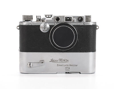 Leica MOOLY Motor Drive