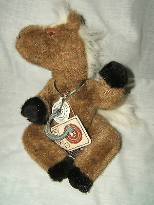 Boyds Bear Shoeless P. Clopsdale Horse #93271V - With Tags