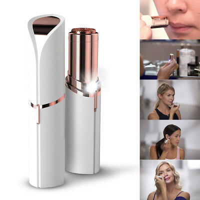 UK Completely Touch Flawless Portable Women's Pinless Light Hair Removal Devices