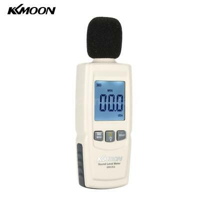 LCD Digital Sound Level Meter 30~130dB Decibel Monitoring Noise Measurement B8E2