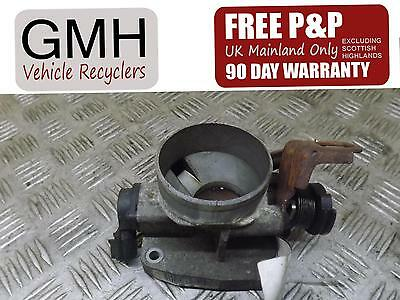 Ford Ka 1.3 Petrol Manual Throttle Body Engine Code (A9A) 3 Pin Plug 2002-2008*