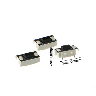 100pcs Micro Momentary Switch Touch 3*6*3.5 SMD For MP3 MP4 Tablet PC Button