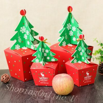 Christmas Apple Case Package Eve Gifts Wrapping Kids Girlfriend Gifts Boxes DIY