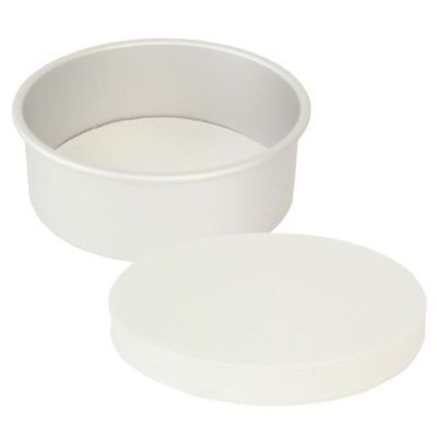 """6"""" Inch Bakers Round Baking Paper Tin Liners Grease-proof Circles"""