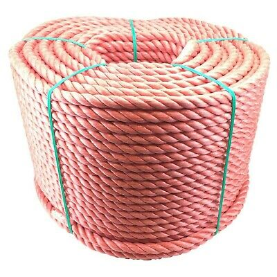 Red Poly Rope Coils, Polyrope, Polypropylene,Polyprop,Agriculture, Cheap Nylon