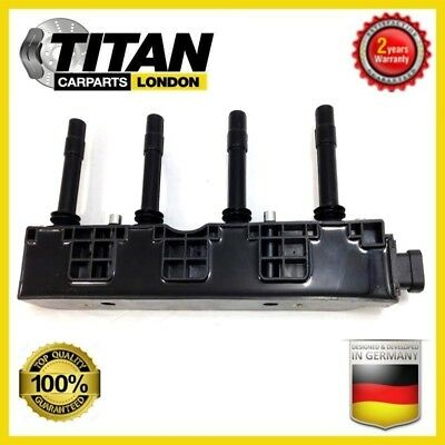 For Vauxhall Corsa C Mk Iii 1.4 Vectra 1.6 I 16V 1208307 Ignition Coil