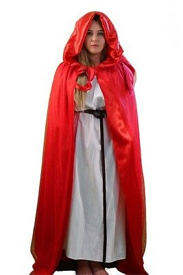 Wizard-Fairy Godmother-LARP-SCA-Comic Con-Cosplay DELUXE STARRED CLOAK 3 colours