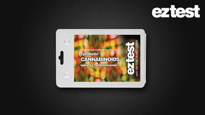EZ-Test Synthetic Cannabinoids Drug Test