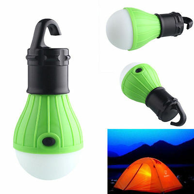 Hanging LED Camping Tent Light Bulb Fishing Lantern Lamp Outdoor Accessories HOT