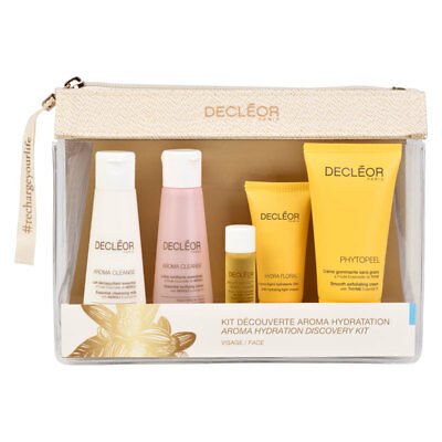 NEW Decleor Aroma Hydration Discovery Kit Including Full size Phytopeel 50ml