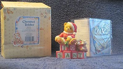 Cherished Teddies Clarence 50036