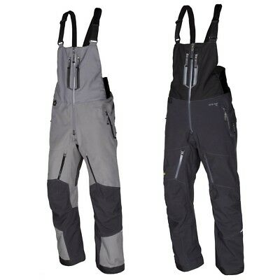 Klim Togwotee Non Insulated Snowmobile Gore-Tex Mens Cold Weather Pant Bibs