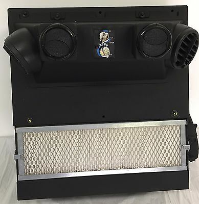 RedDot Model R-2400-0  Backwall Unit Trucks Air Conditioning Evaporator Unit 12V