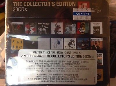 Emi Modern Jazz The Collector's Edition 30Cd Box Set Sealed