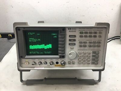 CALIBRATION SERVICE for HP Agilent 8565E 8564E EC Spectrum Analyzer 40  50 GHz