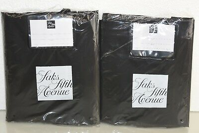"NEW SEALED 2 Saks Fifth Ave 54"" Jacket Suit Dress Garment Storage Travel Bag s"