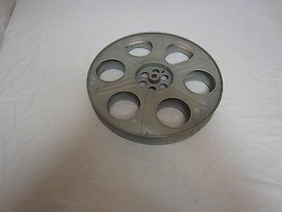 Pack of Metal 35mm 14.5 inches 2000ft. Vintage Film Reels (3)