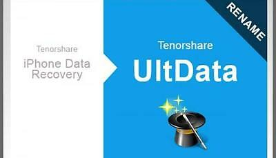 UltData Iphone recovery