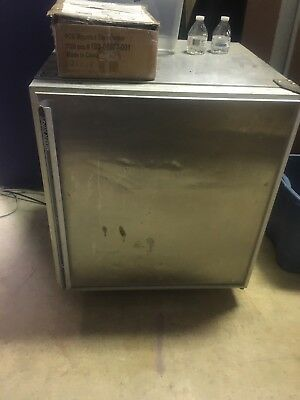 "Silver King Freezer 26"" Under The Counter Freezer With Side Opening Door"