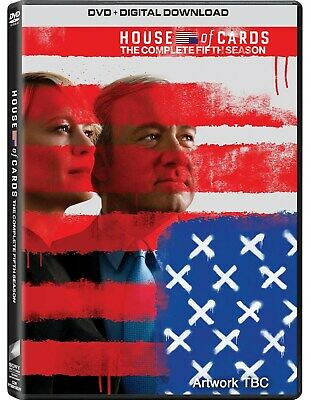 House of Cards: The Complete Fifth Season (Box Set With Digital Download (Spec