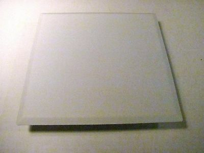 Cendrex CTA8 x 9.5 - Adjustable General Purpose Steel Access Panel , White
