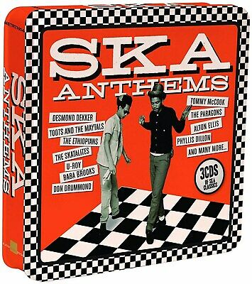 Ska Anthems - Various Artists (Album (Tin Case)) [CD]