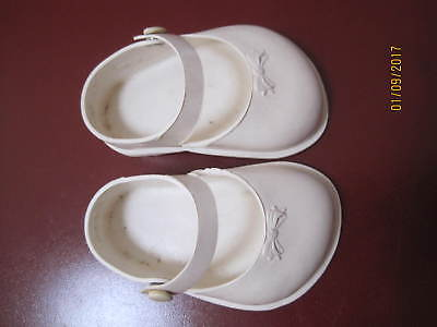 Original Pedigree Doll Shoes For 28 Inch Brighton Belle Doll