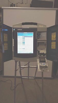 DIEBOLD ACCUVOTE TSX   M/N# AVTSx Voting Machine (FREE SHIPPING)