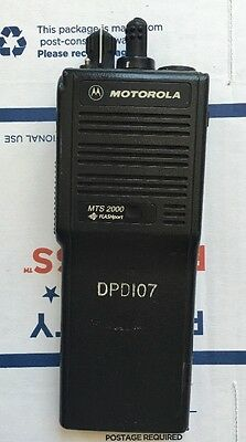 Motorola MTS 2000 800 MHz Radio Starsite or SmartNet Radio Only